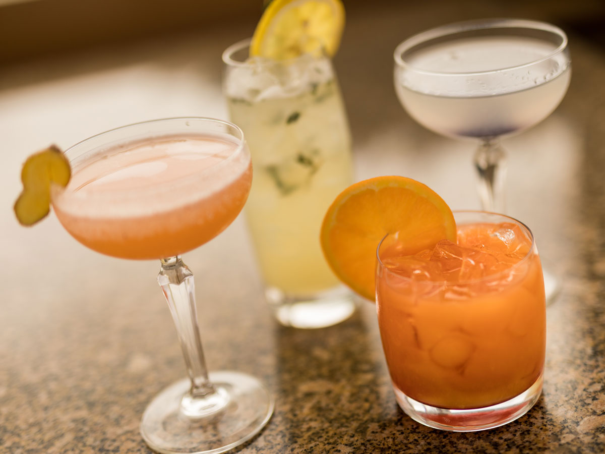beverly's happy hour drinks